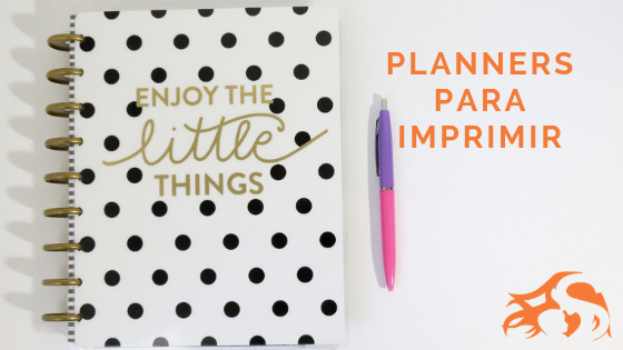 21 Planners para imprimir 2019 [DOWNLOAD GRATUITO]